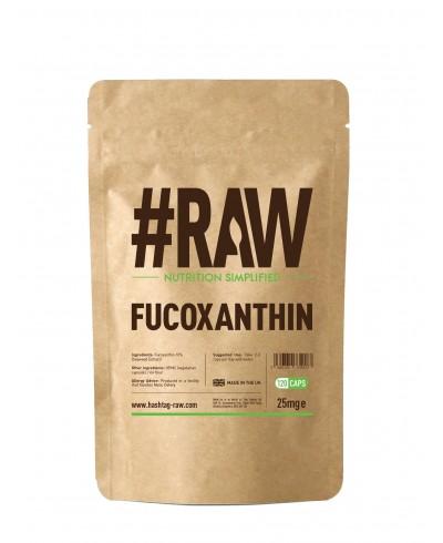 RAW Fucoxanthin 120 kap.